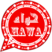 Hawa2WhatsApp Red